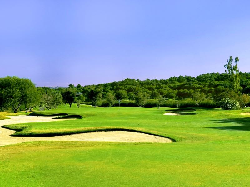 Olives Golf Course (Hole 06)