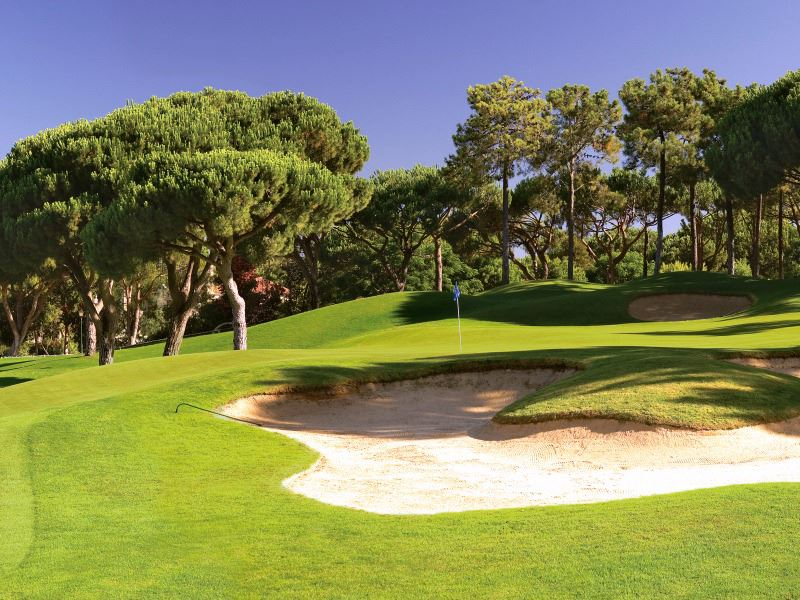 Olives Golf Course (Hole 09)